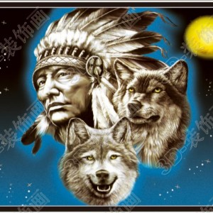 Blue Native Image 1