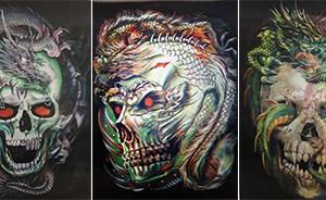 Snake Skull